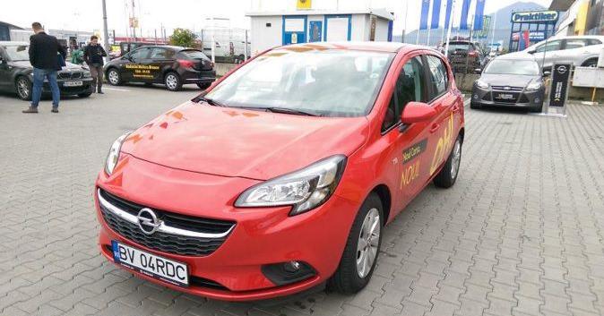 Opel Corsa E 2015