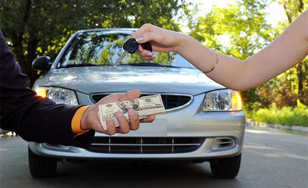 procedeul de vânzare cumpărare al unui autoturism