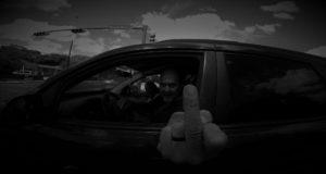 violență în trafic