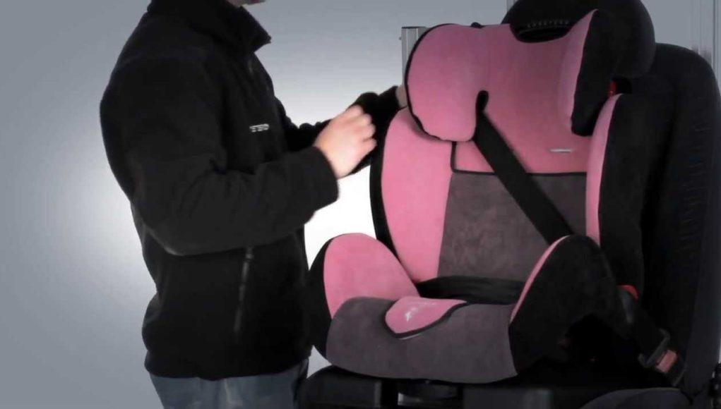 Scaunul auto pentru copii