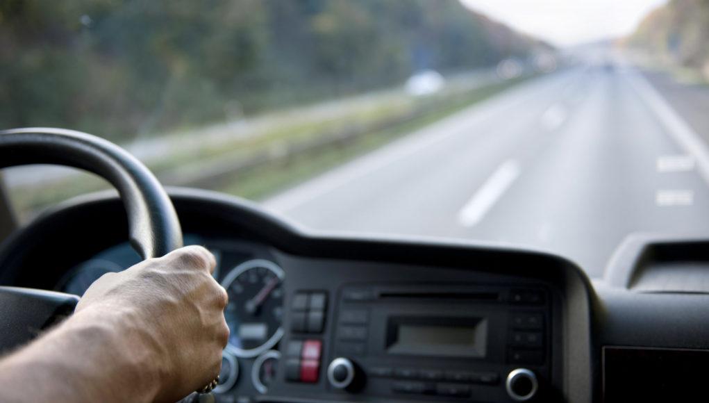 șofer profesionist începător