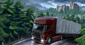 jobul de camionagiu