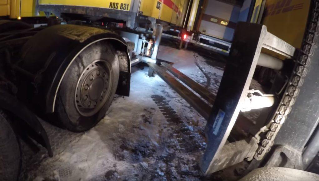camionagii români de pe YouTube