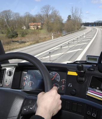 șoferii profesioniști în România
