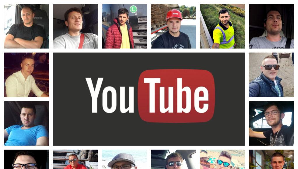 truckvlog-ul românesc