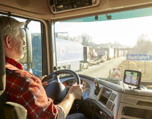 GPS pentru camioane