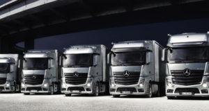 înmatriculările de camioane